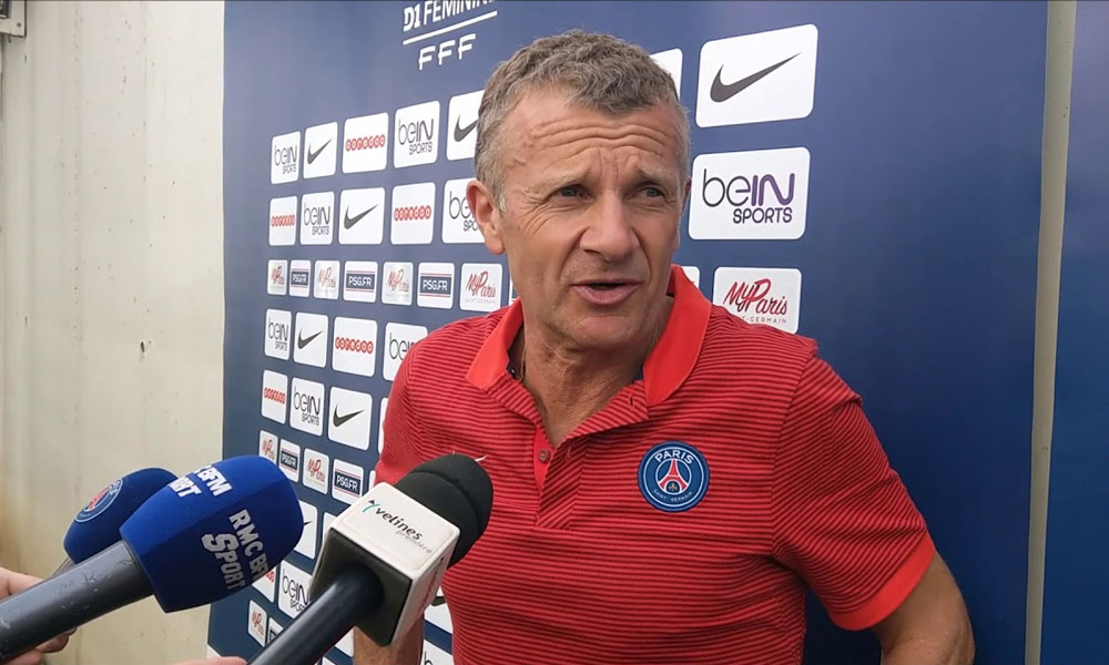 """Patrice Lair """"J'espère qu'on aura le panache de ramener la victoire de notre dernier déplacement de la saison"""""""