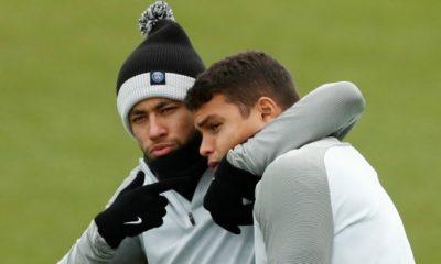 Thiago Silva annonce le retour de Neymar mercredi et évoque Tuchel avec une mentalité brésilienne
