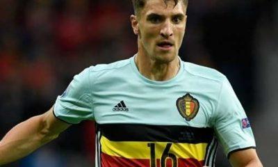Thomas Meunier parmi les pré-sélectionnés de la Belgique pour la Coupe du Monde 2018