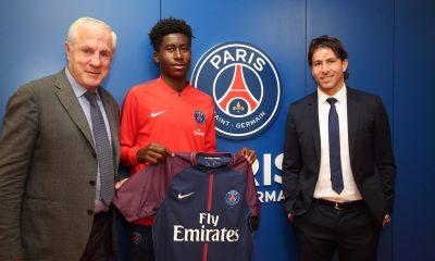 Un grand espoir du PSG va bientôt signer un contrat professionnel de 3 ans selon L'Equipe