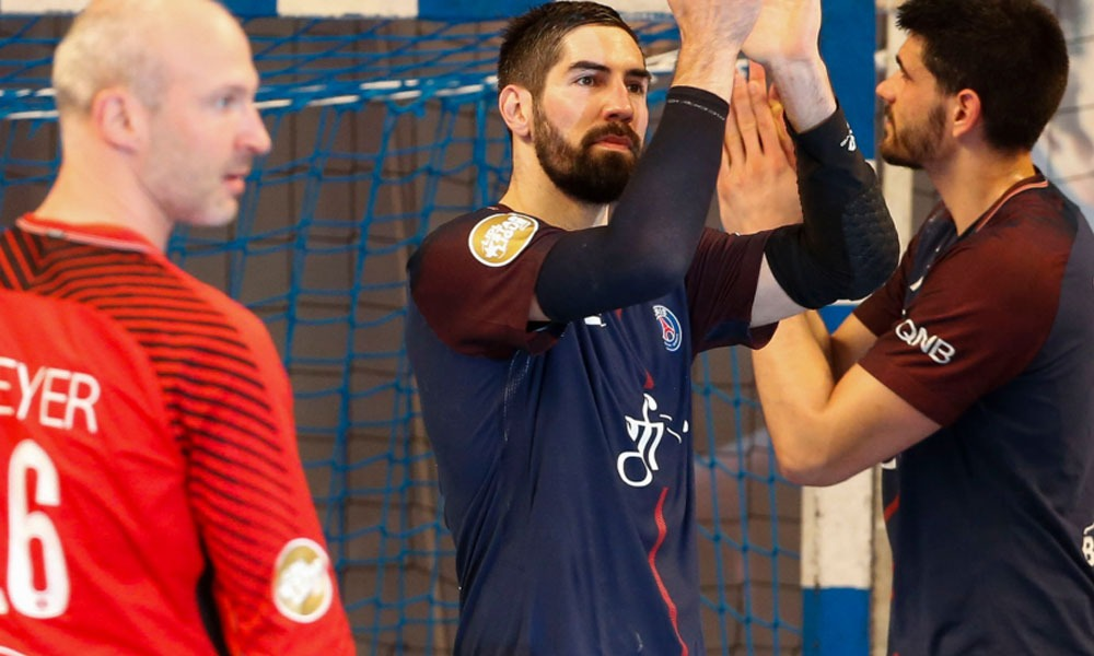 PSG Handball Karabatic