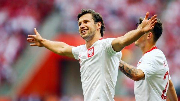 Pologne/Colombie - Les équipes officielles : Krychowiak titulaire