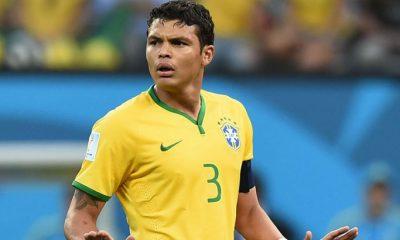 Alain Roche Thiago Silva dégage un truc supplémentaire...il a peut-être appris de ses erreurs