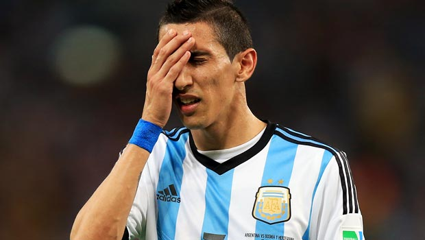 ArgentineCroatie - Les Argentins sombrent sans Di Maria ni Lo Celso