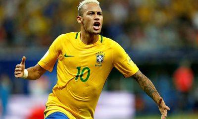 BrésilCosa Rica - Les équipes officelles Thiago Silva capitaine, Neymar aussi titulaire