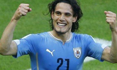 Cette fois c'est certain, Edinson Cavani jouera la Coupe du Monde avec l'Uruguay