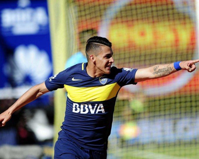 Mercato - Cristian Pavón souhaite continuer encore quelques mois avec Boca junior
