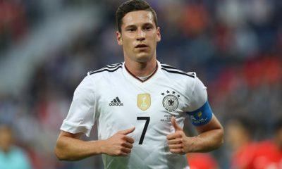 Draxler sur le banc pour AllemagneAutriche, Neuer de retour comme titulaire
