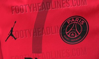 Footy Headlines donne des indications sur le maillot Air Jordan du PSG