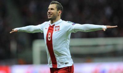 Grzegorz Krychowiak parmi les 23 joueurs sélectionnés avec la Pologne pour la Coupe du Monde