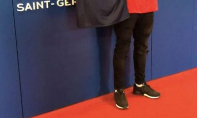 Idriss Mzaouiyani a signé son premier contrat professionnel au PSG !