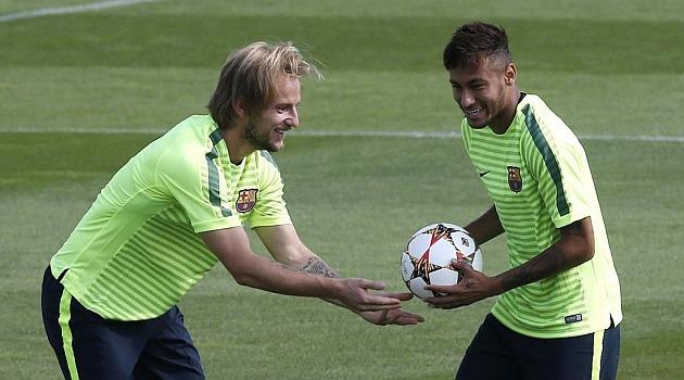 Ivan Rakitic Je sais que Neymar est très heureux à Paris