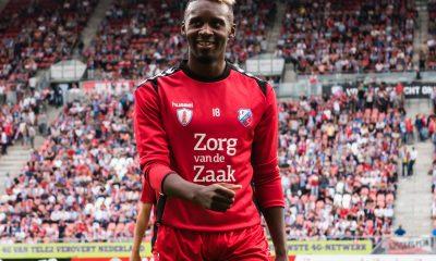 Bahebeck ne devrait pas être retenu par le FC Utrecht
