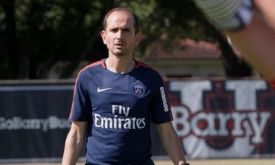 Javi Garcia quitte le PSG rejoint officiellement Unai Emery à Arsenal