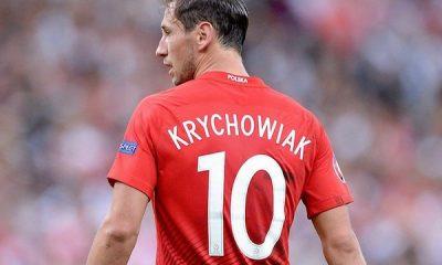 Krychowiak étincelant dans la large victoire de la Pologne contre la Lituanie