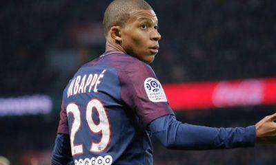 Kylian Mbappé A Paris, j'ai levé le pied...J'étais déjà dans la Coupe du Monde
