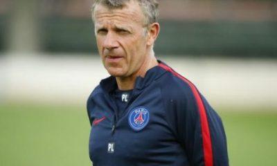 Le PSG a mis Patrice Lair à pied avant la fin de son contrat, d'après L'Equipe