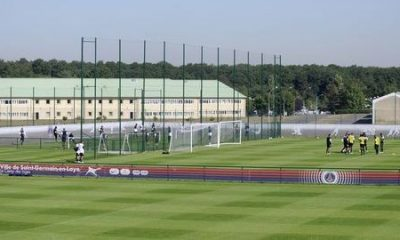 L'ouverture du nouveau centre d'entraînement du PSG est repoussé à cause des fouilles fructueuses