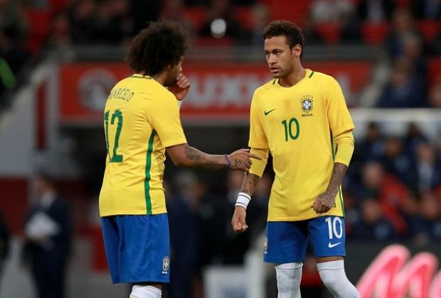 """Marcelo """"Un jour, Neymar jouera au Real Madrid. Mais je ne sais pas quand"""""""