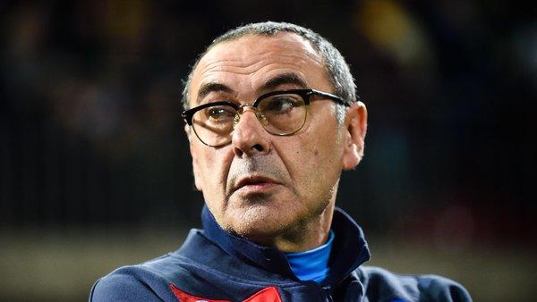 Maurizio Sarri a été contacté par le PSG, mais n'était pas tenté notamment à cause des milieux, raconte Marco Brachi
