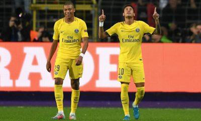 Mbappé + Neymar