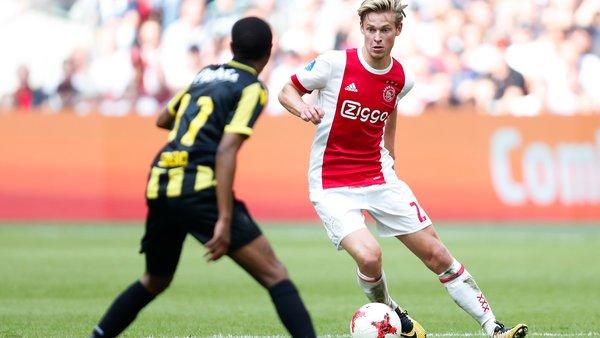 Mercato - Frenkie De Jong a une préférence pour le Barça, selon Mundo Deportivo