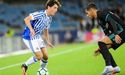 Mercato - Le PSG sur la piste d'Alvaro Odriozola, selon le Diario Vasco