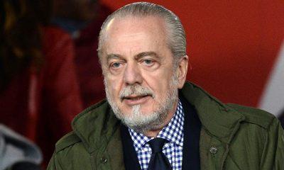 Mercato - Le président de Naples précise En plus d'Areola et Meret, il y a 3 autres noms