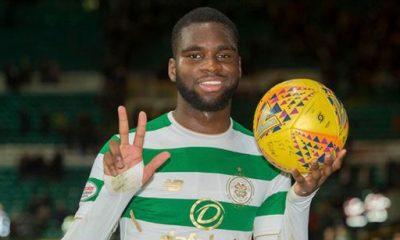 Mercato - Odsonne Edouard parti pour être le plus gros achat de l'histoire du Celtic Glasgow