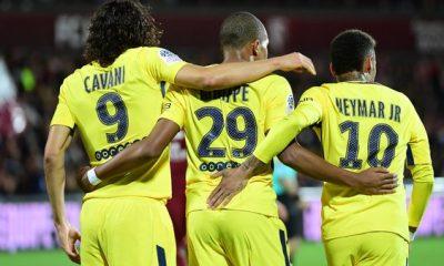 Mercato - Seuls Neymar, Cavani et Mbappé sont invendables pour le PSG, d'après Le Parisien