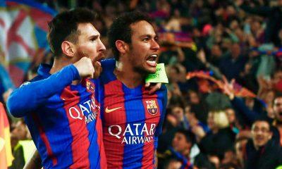 Messi ne croit pas au retour de Neymar au Barça et ne veut pas le voir au Real Madrid