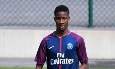 Première sélection pour Moussa Sissako avec les U18 de l'équipe de France