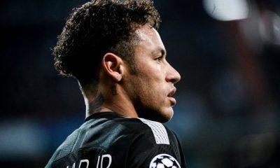 Neymar Je savais déjà ce que possédait l'équipe de Paris