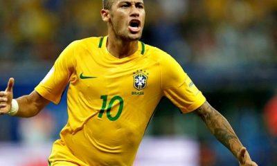 Neymar Je veux juste gagner la Coupe du monde. À l'heure actuelle, je me fiche un peu du Ballon d'Or