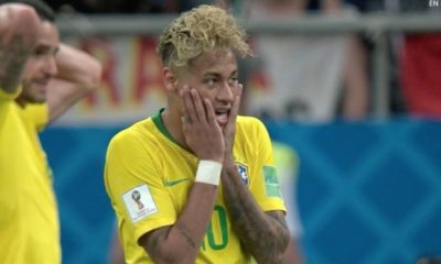 Neymar Si les arbitres ne font pas leur travail, c'est leur problème. La Suisse ne méritait pas le match nul