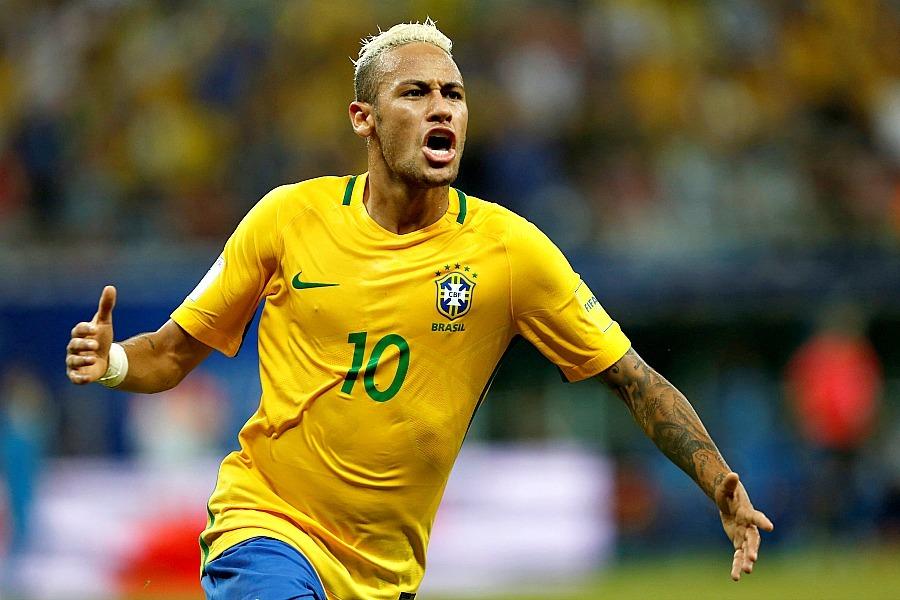 Neymar s'est entraîné normalement ce mercredi et devrait jouer contre le Costa Rica