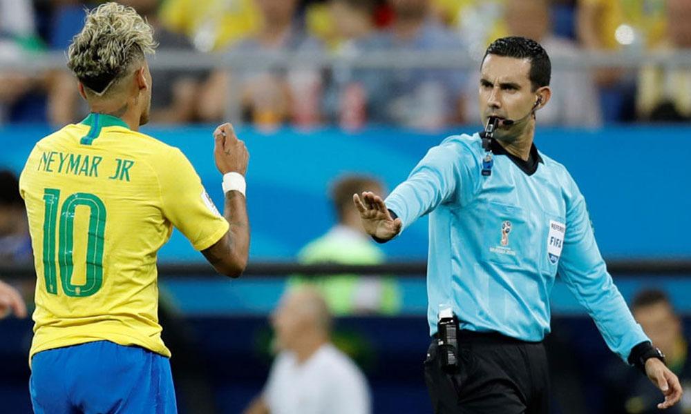 Lothar Matthaüs «Neymar discute trop avec les arbitres&il doit plus se concentrer sur sa performance sportive»