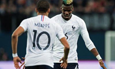 Pogba Mbappé ne doit plus à jouer au foot. Maintenant, ils doivent fermer des bouches