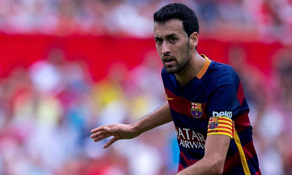 """Busquets """"Neymar ? Il devra négocier avec son club... Cela m'est égal qu'il signe au Real Madrid"""""""