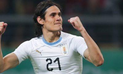 Uruguay/Portugal - Cavani qualifie son pays d'un doublé, mais sort blessé avant d'affronter la France