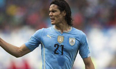 UruguayPortugal - Les équipes officielles Cavani et Guedes titulaires