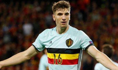 Thomas Meunier titulaire avec la Belgique pour affronter le Costa Rica