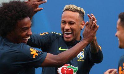 """Thiago Silva """"Neymar va bien. Il était très important pour lui de marquer aujourd'hui !"""""""