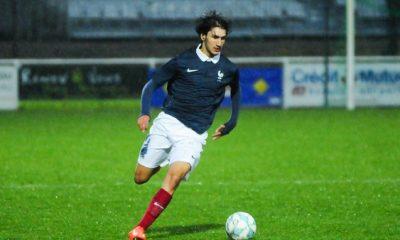 2 joueurs du PSG sélectionnés en Equipe de France pour l'Euro U19, pas Antoine Bernède