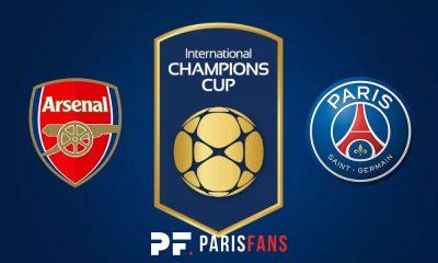 Arsenal/PSG - Les Parisiens s'inclinent très lourdement, quelques points que l'on retient