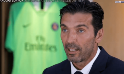 "Buffon ""Sami Khedira m'a dit que Tuchel était un grand champion"""