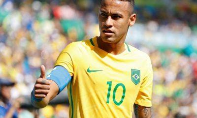 BrésilMexique - Les Brésiliens vont en quart de finale, Neymar buteur et Thiago Silva solide