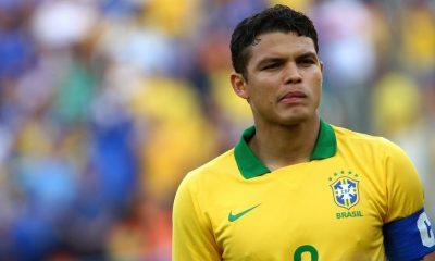 BrésilMexique - Thiago Silva devrait encore être capitaine