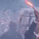 De très belles images de la rencontre entre Buffon et les supporters du PSG !