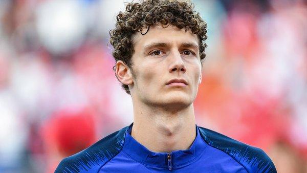 C'est la reprise de volée de Benjamin Pavard qui a été élue plus beau but de la Coupe du Monde 2018